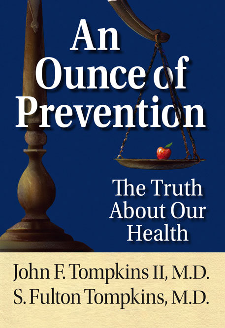 Cover image for An Ounce of Prevention