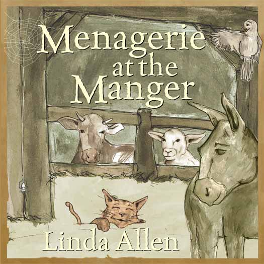 Menagerie at the Manger Cover
